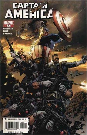Captain America (2005) 9-A