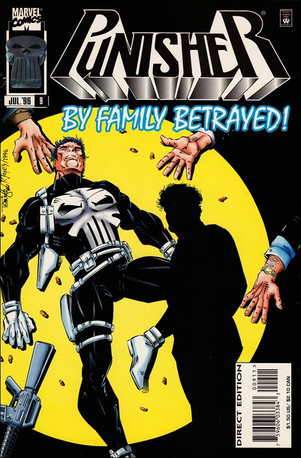 Punisher (1995) 9-A by Marvel