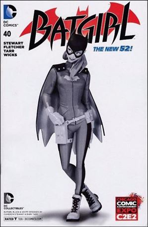 Batgirl (2011) 40-E