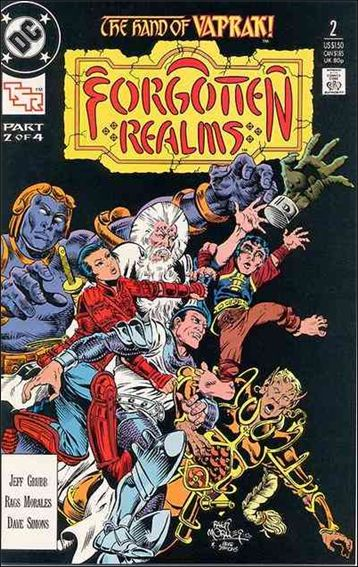 Forgotten Realms 2-A by DC