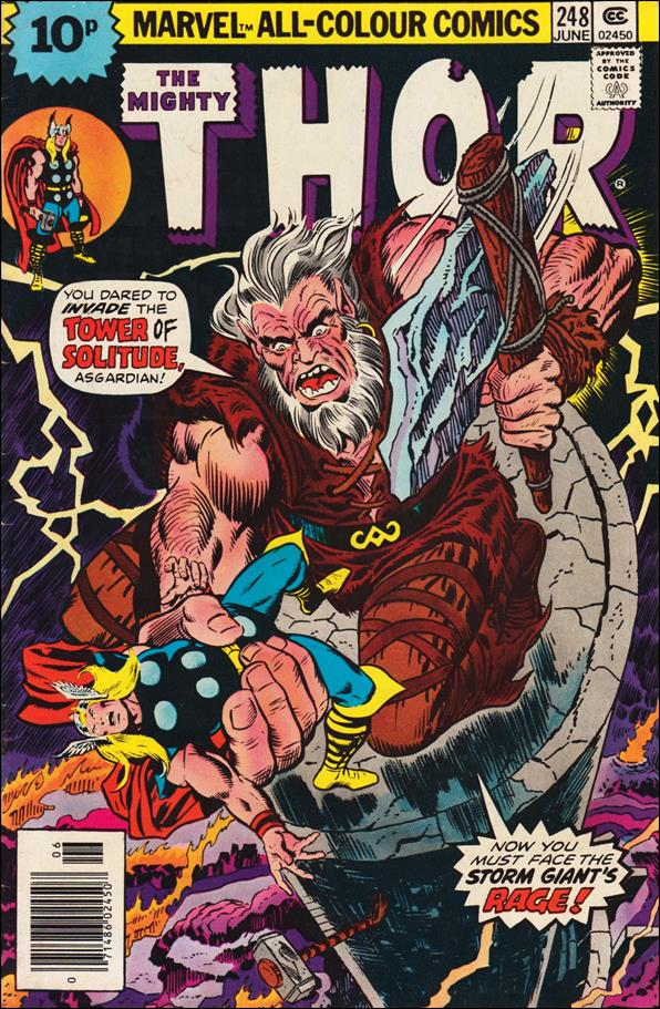 Thor (1966) 248-C by Marvel