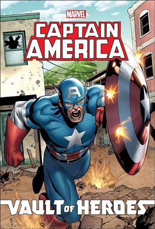 Marvel Vault of Heroes: Captain America nn-A