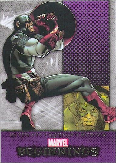 Marvel Beginnings: Series 2 (Base Set) 200-A by Upper Deck