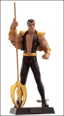 Classic Marvel Figurine Collection (UK) Namor the Sub-Mariner by Eaglemoss Publications
