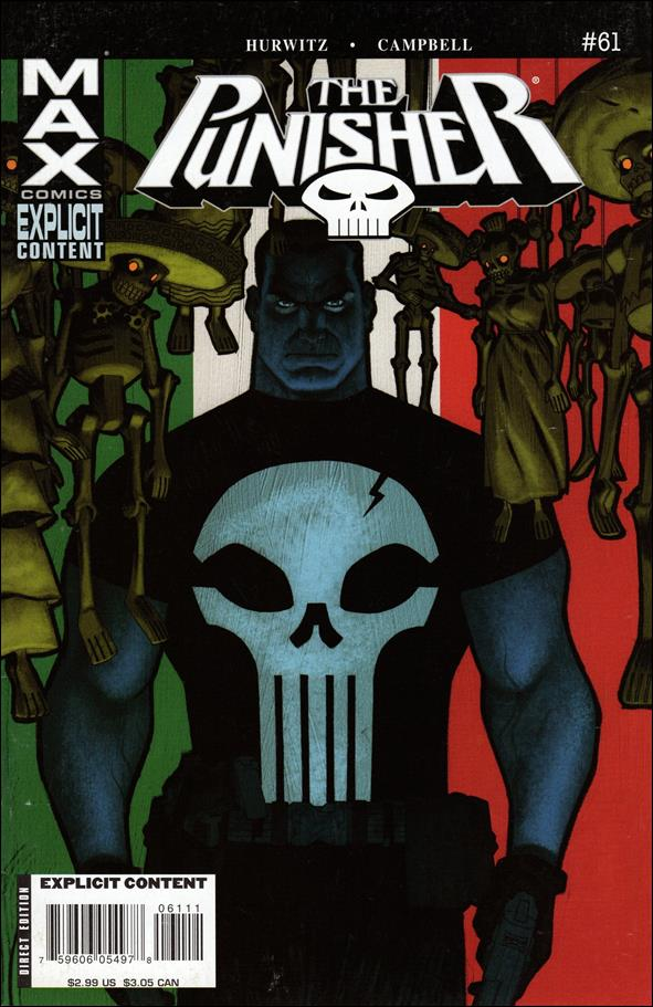 Punisher (2004) 61-A by Max