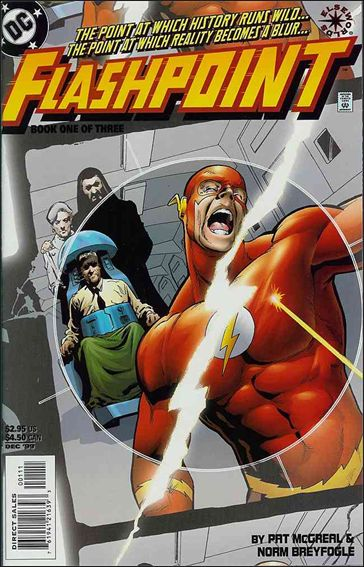 Flashpoint (1999) 1-A by DC
