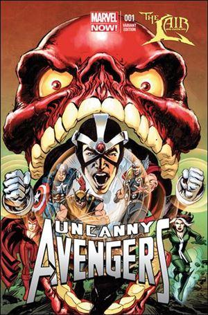 Uncanny Avengers (2012) 1-Q
