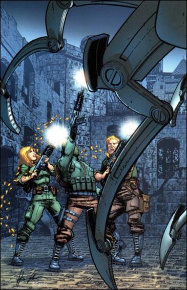 G.I. Joe (2008) 9-C by IDW