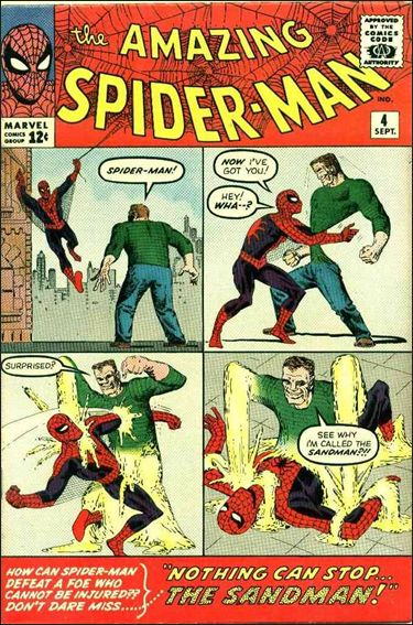 Amazing Spider-Man (1963) 4-A by Marvel