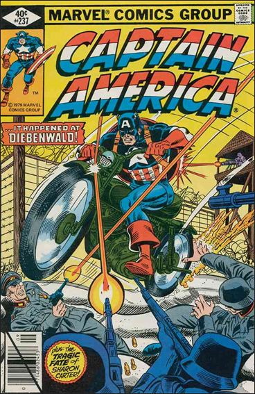 Captain America (1968) 237-A by Marvel