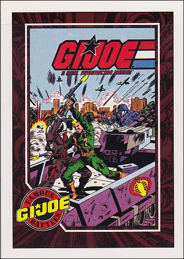 G.I. Joe (Base Set) 160-A by Impel