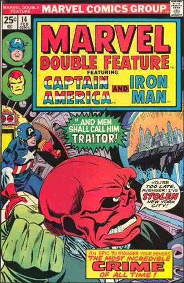 Marvel Double Feature 14-A by Marvel