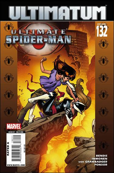 Ultimate Spider-Man (2000) 132-A by Marvel