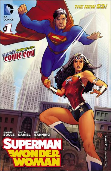 Superman/Wonder Woman 1-H by DC