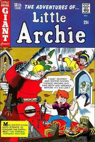 Little Archie 38-A by Archie