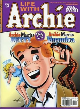 Life with Archie (2010) 13-A