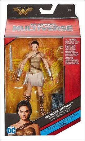 DC Comics Multiverse (Ares Series) Diana of Themyscira
