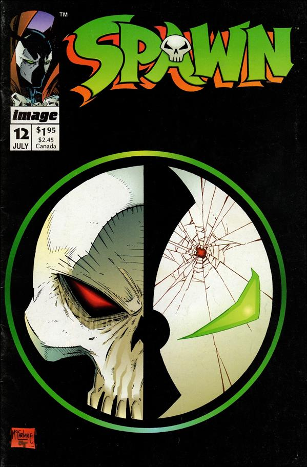 Spawn 12-A by Image