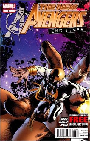 New Avengers (2010) 34-A by Marvel