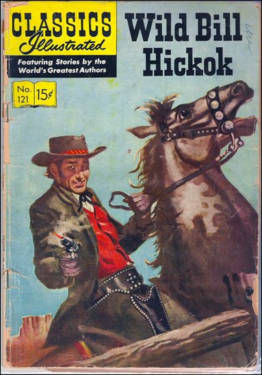 Classic Comics/Classics Illustrated 121-A by Gilberton