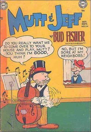 Mutt & Jeff 54-A