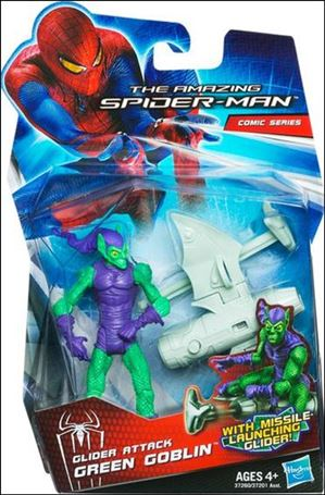 Amazing Spider-Man (2012) Glider Attack Green Goblin (Comic Series)