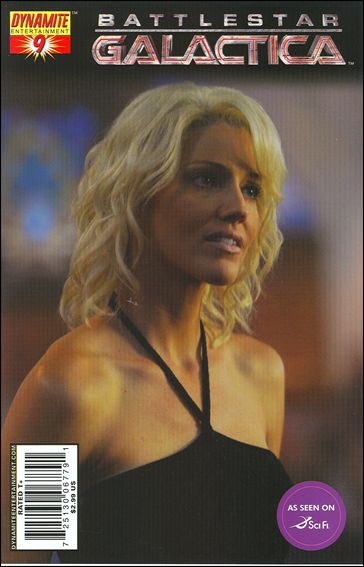 Battlestar Galactica (2006) 9-D by Dynamite Entertainment
