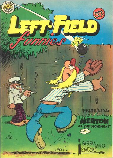 Left-Field Funnies 1-A by Apex Novelties