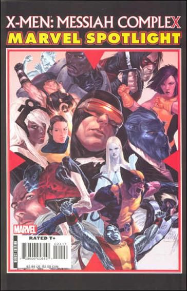 Marvel Spotlight: X-Men - Messiah Complex nn-A by Marvel