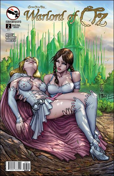 Grimm Fairy Tales Presents Warlord of Oz 2-D by Zenescope Entertainment