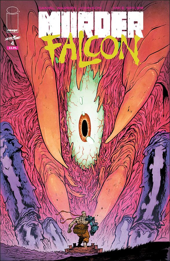 Murder Falcon 4-A by Skybound Entertainment