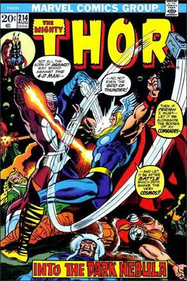 Thor (1966) 214-A by Marvel