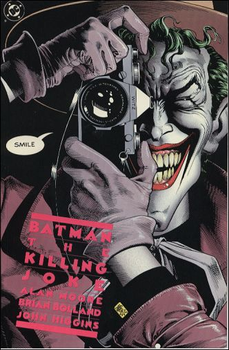 Batman: The Killing Joke 1-B by DC