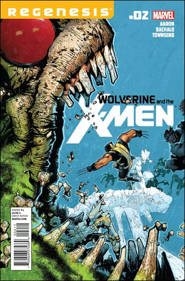 Wolverine & the X-Men 2-A by Marvel