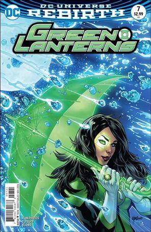 Green Lanterns 7-B