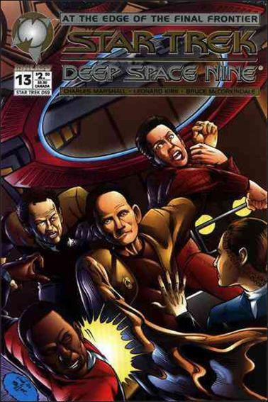 Star Trek: Deep Space Nine (1993) 13-A by Malibu