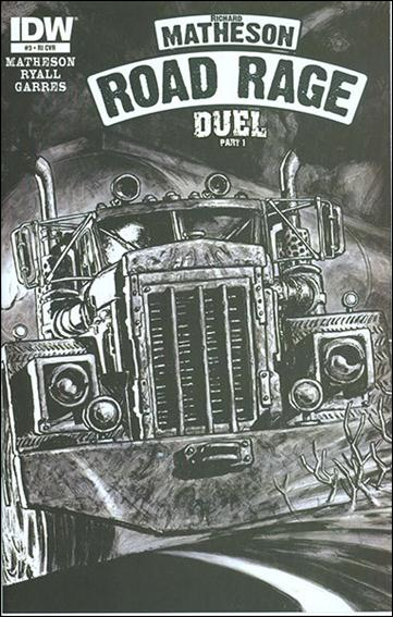 Road Rage: Duel 3-B by IDW