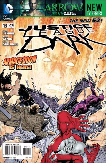 Justice League Dark 13-A by DC