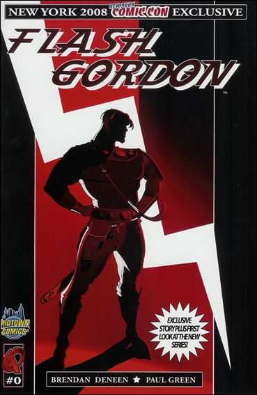 Flash Gordon (2008) 0-A by Ardden Entertainment