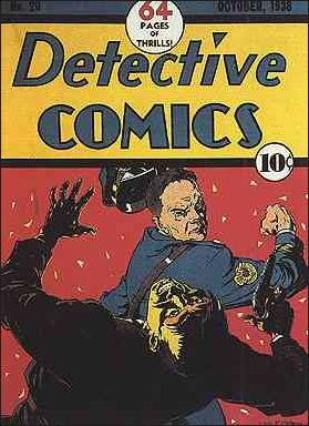 Detective Comics (1937) 20-A by DC