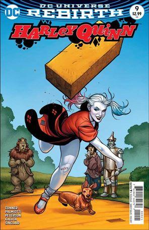 Harley Quinn (2016) 9-B