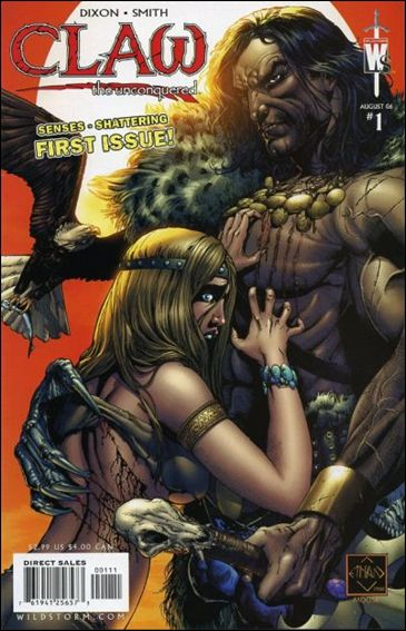Claw the Unconquered (2006) 1-A by WildStorm