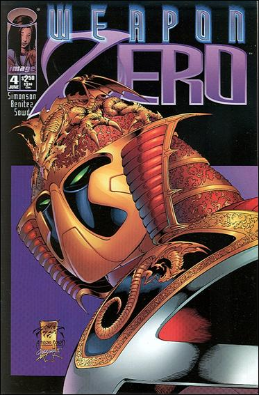 Weapon Zero (1996) 4-A by Image