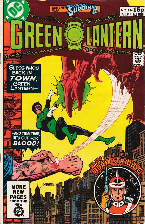 Green Lantern (1960) 144-B by DC