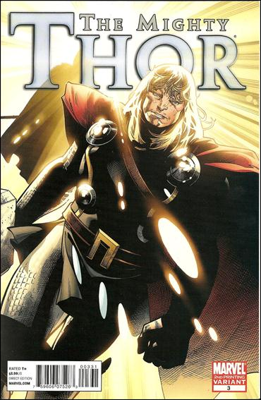 Mighty Thor (2011) 3-C by Marvel