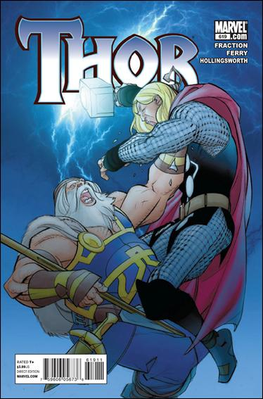 Thor (1966) 619-A by Marvel