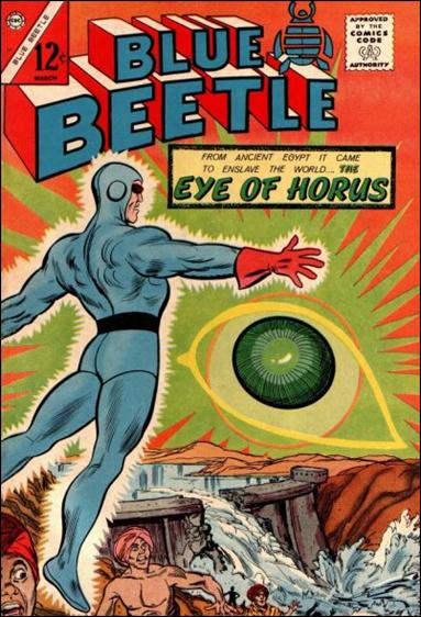 Blue Beetle (1965) 54-A by Charlton