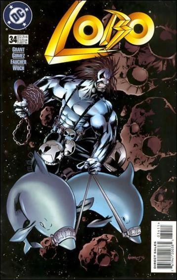 Lobo (1993) 34-A by DC