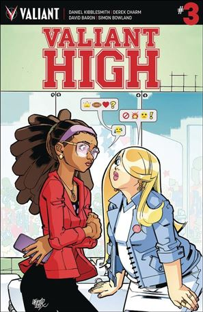 Valiant High 3-A