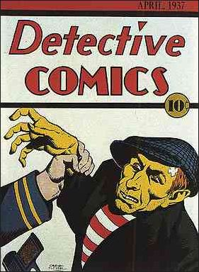 Detective Comics (1937) 2-A by DC